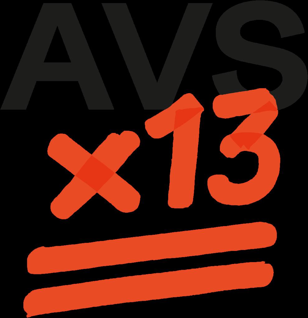AVX x 13
